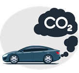 CO2 reductie